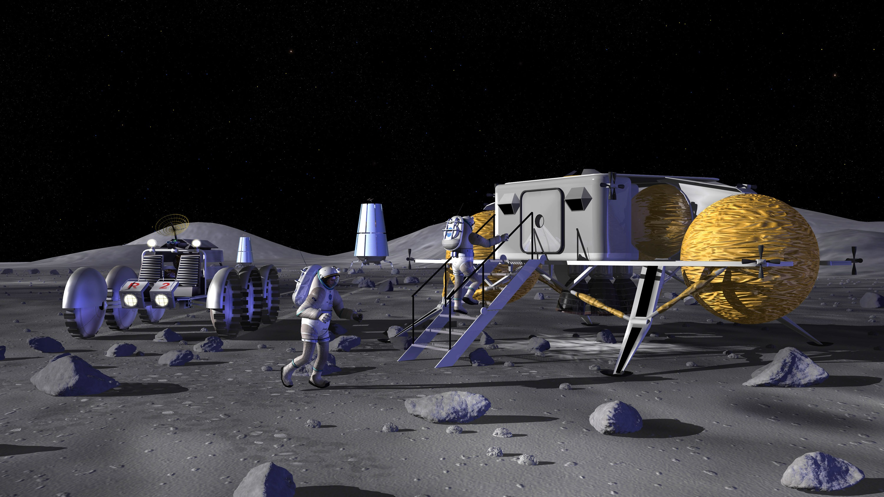 JAXA To Construct Lunar Rover To Use In NASA's Artemis Moon Mission